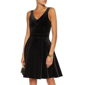 Maje Velvet Dress size2 brand new with tag